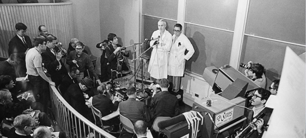 50 Years Ago Stanford Heart Doctors Made History Stanford