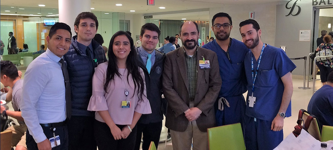 Johns Hopkins Shares Best Practices
