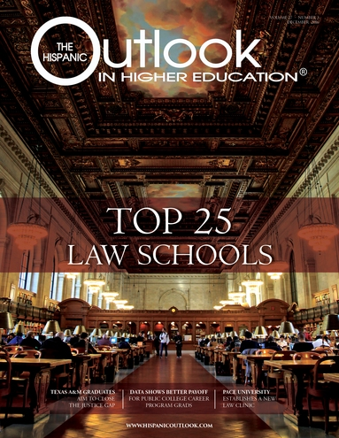 Top 25 Law Schools >> December Issue 2016 Top Magazine In Education Hispanic Jobs